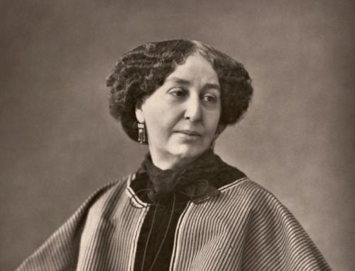 George Sand era una mujer (Aurore Dupin)