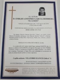 Esquelas de Torrelavega  Fallecidos en Torrelavega