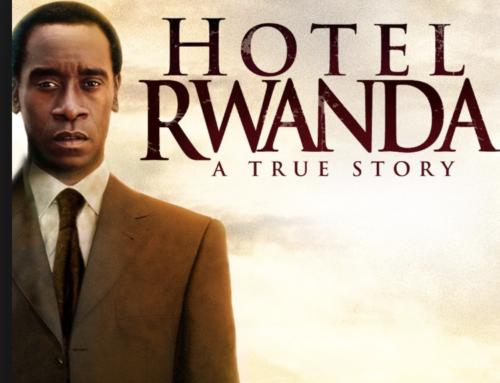 Hotel Rwanda. Basada en una historia real