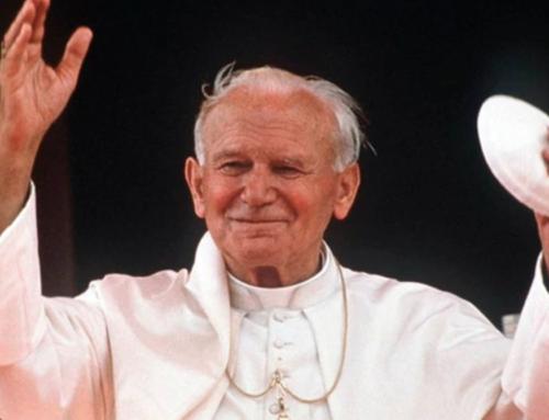 San Juan Pablo II (Gracias)