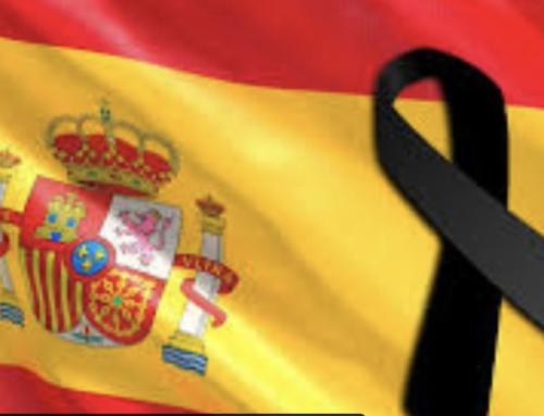 El funeral más grande de la historia de España