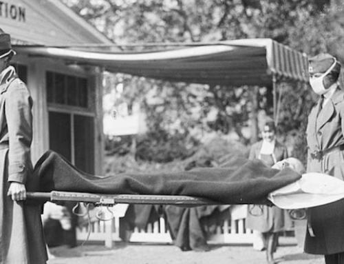 En 1918 la  llamada gripe española pudo matar hasta 100 millones de personas